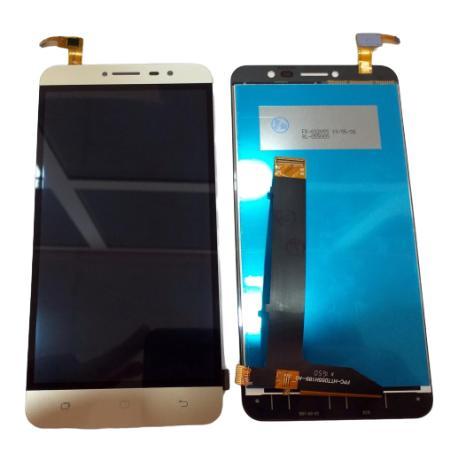 PANTALLA LCD Y TACTIL PARA HISENSE F23 - ORO *