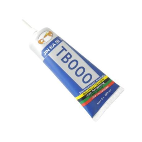 PEGAMENTO NEGRO PARA PANTALLAS TB000 80ML