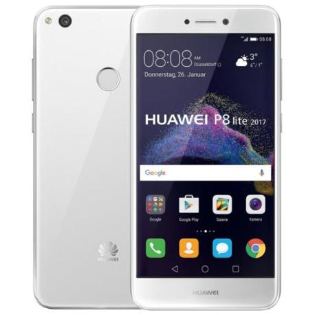 * TELEFONO MOVIL REACONDICIONADO HUAWEI P8 LITE 2017 16GB 3GB BLANCO - GRADO B