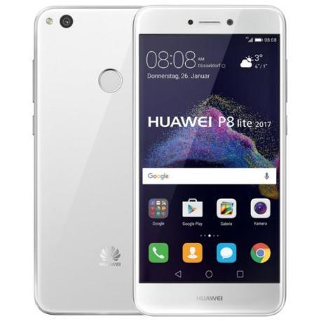 * TELEFONO MOVIL REACONDICIONADO HUAWEI P8 LITE 2017 16GB 3GB BLANCO - GRADO B