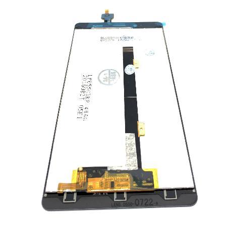 PANTALLA LCD Y TACTIL PARA ARCHOS 55 COBALT PLUS - NEGRA