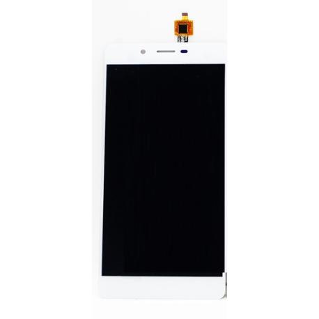PANTALLA LCD Y TACTIL PARA ARCHOS 55 COBALT PLUS - BLANCO -