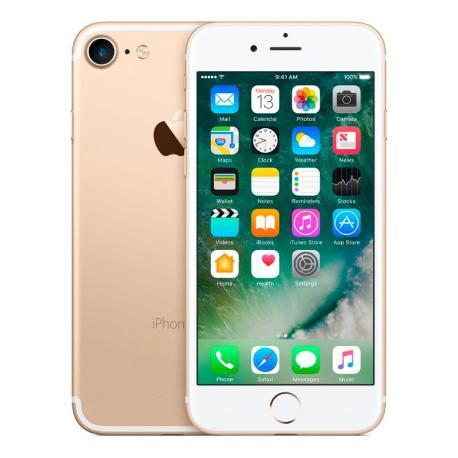 * TELEFONO MOVIL REACONDICIONADO IPHONE 7 32GB DORADO - GRADO A