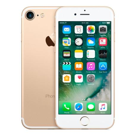 * TELEFONO MOVIL REACONDICIONADO IPHONE 7 32GB DORADO - GRADO A