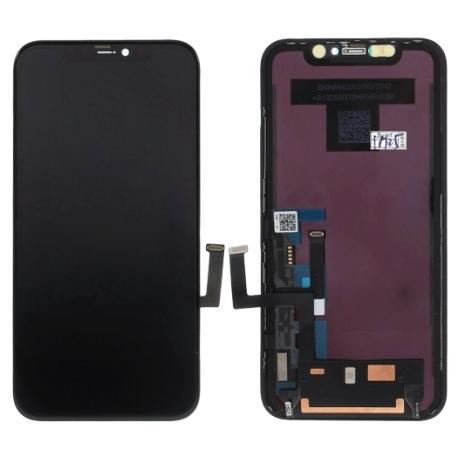 PANTALLA LCD Y TACTIL PARA IPHONE 11 - NEGRO -