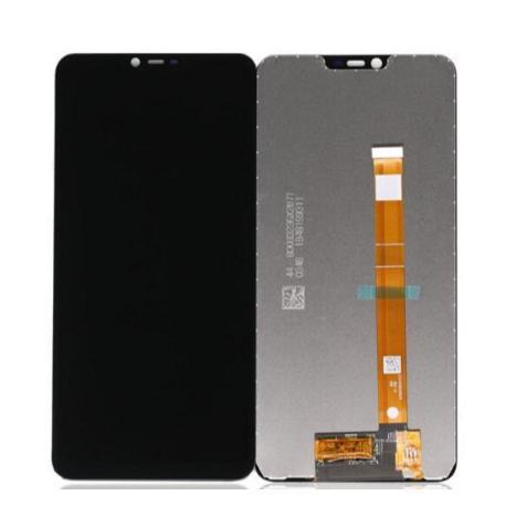 PANTALLA LCD Y TACTIL PARA OPPO A5 (AX5) - NEGRA -