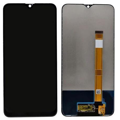 PANTALLA LCD Y TACTIL PARA OPPO A7, AX7 - NEGRA