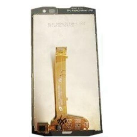PANTALLA LCD Y TACTIL PARA CROSSCALL TREKKER X3 - NEGRA -