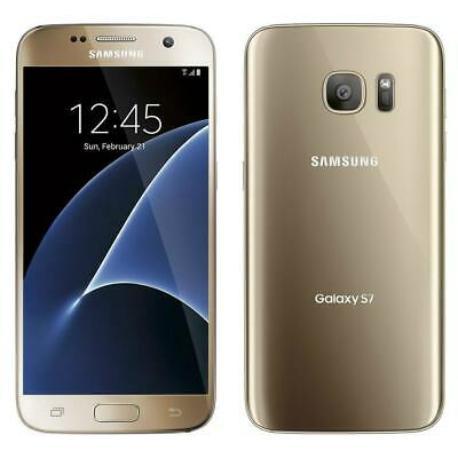 TELEFONO MOVIL SAMSUNG GALAXY S7 G930F 32GB ORO - MUY BUEN ESTADO