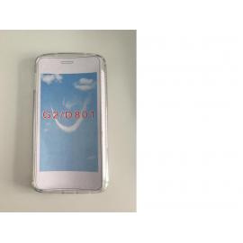 Funda de silicona para el LG OPTIMUS G2 D802 - Transparente