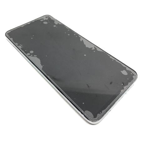 PANTALLA IPS LCD CON MARCO PLATA PARA XIAOMI REDMI NOTE 8 PRO - NEGRA