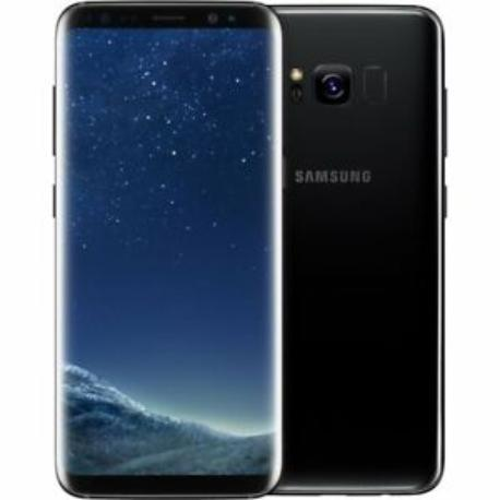 * TELEFONO MOVIL REACONDICIONADO SAMSUNG GALAXY S8 PLUS 64GB NEGRO - USADO