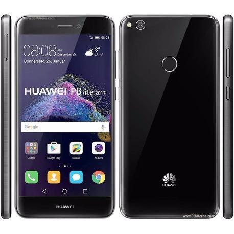 TELEFONO MOVIL REACONDICIONADO HUAWEI P8 LITE 2017 NEGRO - MUY BUEN ESTADO
