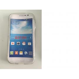 Funda de silicona para el Samsung Galaxy Trend 2 G313 - Transparente