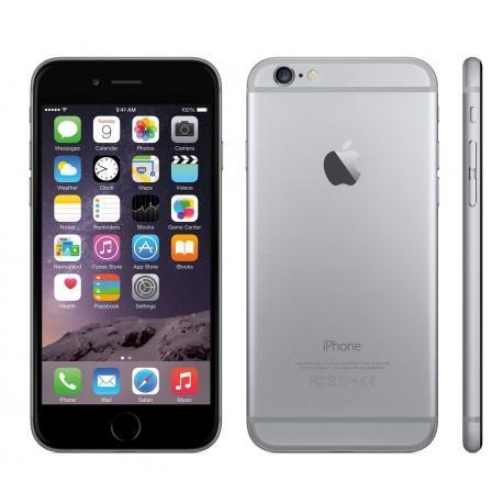 TELEFONO MOVIL REACONDICIONADO IPHONE 6 128GB NEGRO - USADO