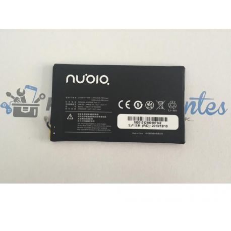 Bateria Original para ZTE Nubia Z5 NX403A / Li3822T43P3h844941 / 2300mAh - Recuperada