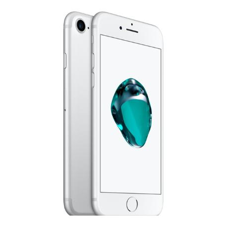 TELEFONO MOVIL REACONDICIONADO IPHONE 7 32GB PLATA - BUEN ESTADO