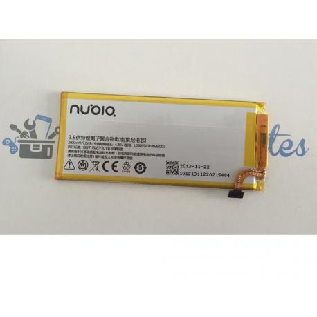 Bateria Original para ZTE Nubia Z5 Mini / Li3820T43P3h984237/ 2000mAh
