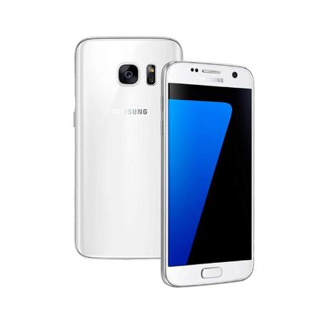 TELEFONO MOVIL SAMSUNG GALAXY S7 32GB BLANCO - BUEN ESTADO