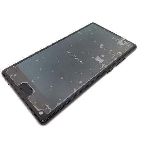 PANTALLA LCD CON MARCO PARA DOOGEE MIX - NEGRA