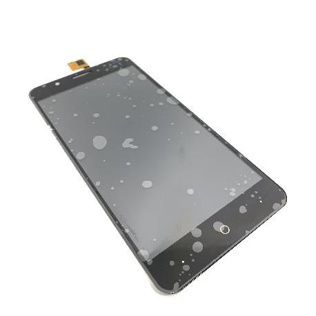 PANTALLA LCD + TACTIL PARA ULEFONE TIGER - NEGRO