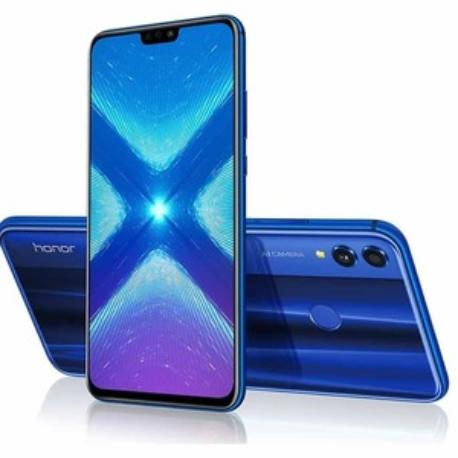 TELEFONO MOVIL REACONDICIONADO HONOR 8X 64GB AZUL - BUEN ESTADO