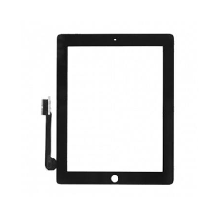 pantalla Con Touch digitalizador tactil Apple Ipad 3 Negro