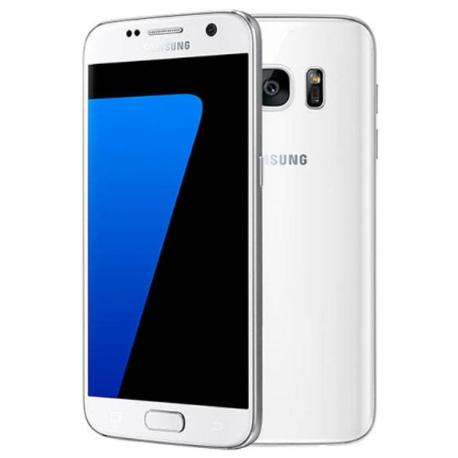 * TELEFONO MOVIL REACONDICIONADO SAMSUNG GALAXY S7 EDGE 32GB BLANCO - MUY BUEN ESTADO