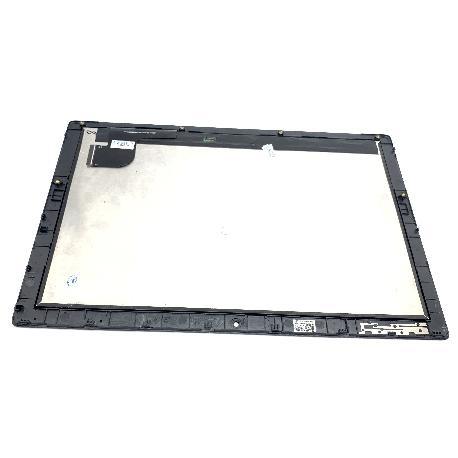 PANTALLA LCD Y TACTIL CON PRE-MARCO PARA LENOVO MIIX 510 - NEGRA