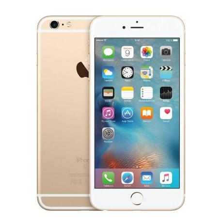 TELEFONO MOVIL REACONDICIONADO IPHONE 6S 16GB ORO - BUEN ESTADO
