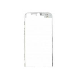 Repuesto Marco Frontal iPhone 5s, iPhone SE - Blanco