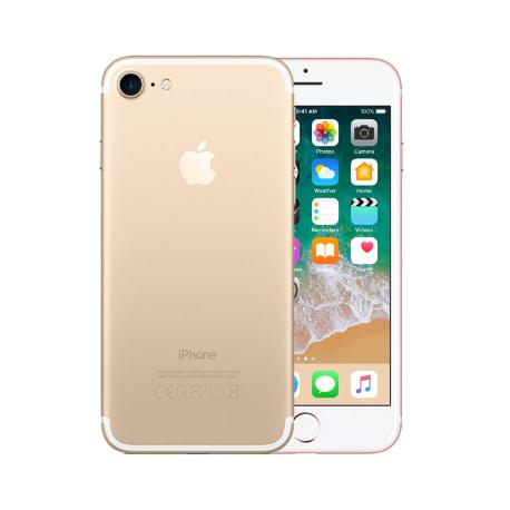 * TELEFONO MOVIL REACONDICIONADO IPHONE 7 128GB  ORO - MUY BUEN ESTADO