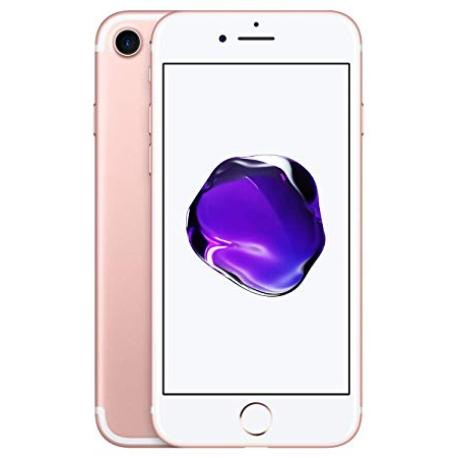 * TELEFONO MOVIL REACONDICIONADO IPHONE 7 128GB ROSA - MUY BUEN ESTADO