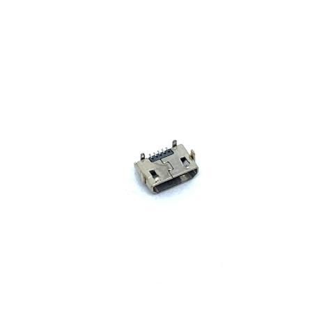 CONECTOR MICRO USB DE CARGA PARA ALCATEL ONE TOUCH PIXI 4, OT 4034D / OT 4034X / ORANGE ROYA / 5042