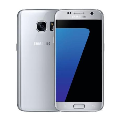 TELEFONO MOVIL REACONDICIONADO SAMSUNG GALAXY S7 32GB PLATA - BUEN ESTADO