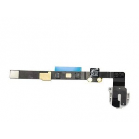 Repuesto Flex Jack de Audio para iPad Mini 1, 2, 3 - Blanco
