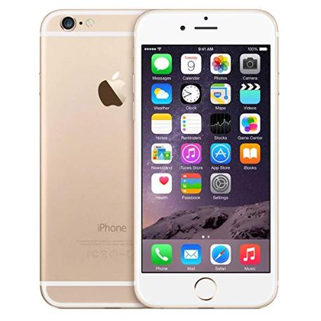 * MOVIL IPHONE 6 64GB DORADO - BUEN ESTADO