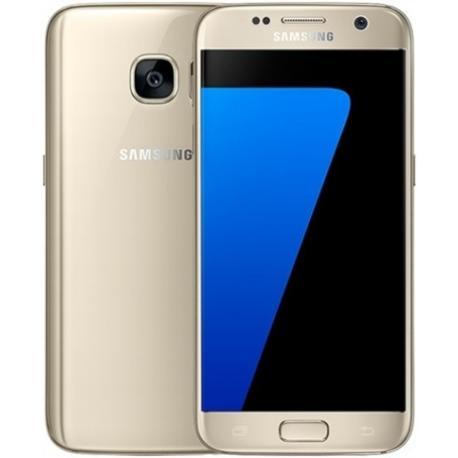 * MOVIL SAMSUNG GALAXY S7 G930F 32GB DORADO - BUEN ESTADO