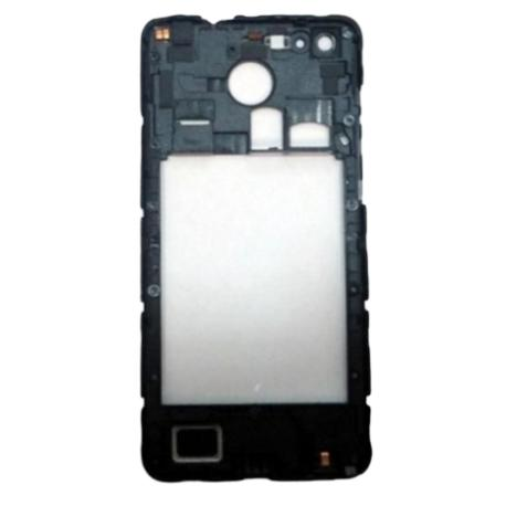 CARCASA INTERMEDIA PARA BLACKVIEW A7 - NEGRA -