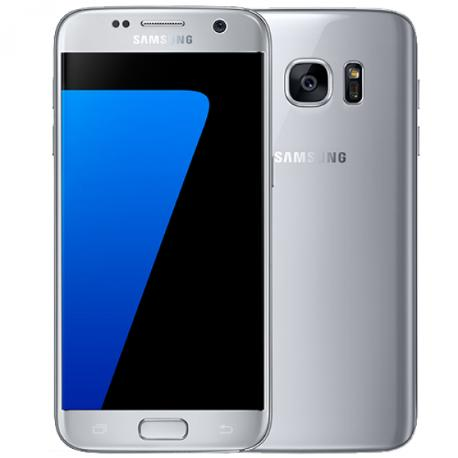 SAMSUNG GALAXY S7 EDGE 32GB PLATA - BUEN ESTADO