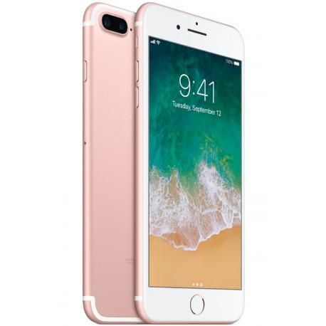 IPHONE 7 PLUS 128GB ROSA - BUEN ESTADO