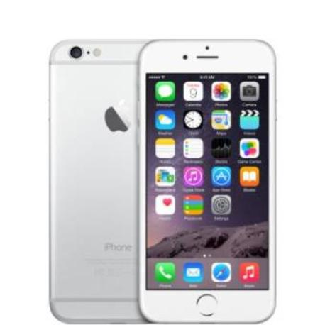 IPHONE 6 64GB BLANCO - BUEN ESTADO