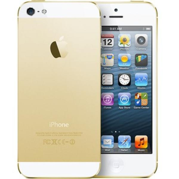 APPLE IPHONE 5S 16GB ORO - MUY BUEN ESTADO