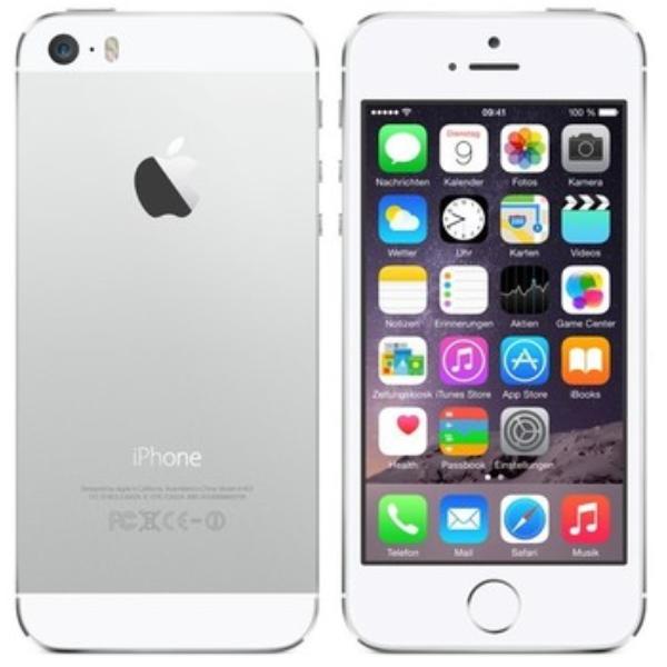APPLE IPHONE 5S 64GB BLANCO - USADO