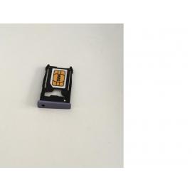 Repuesto de Soporte SIM Motorola Google Nexus 6 - Negro