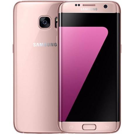 SAMSUNG GALAXY S7 EDGE 32GB  ROSA - MUY BUEN ESTADO