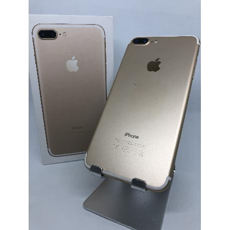 IPHONE 7 PLUS 32GB DORADO - BUEN ESTADO - CAJA