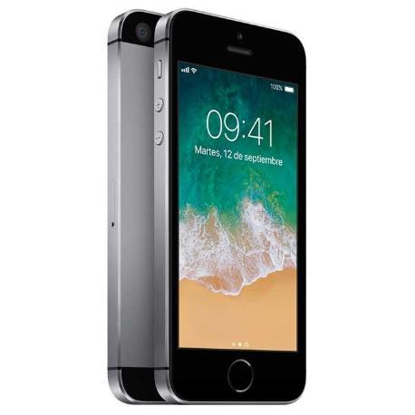 APPLE IPHONE SE 64GB NEGRO - USADO
