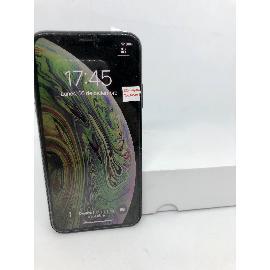 IPHONE XS 64GB NEGRO - MUY BUEN ESTADO - CAJA