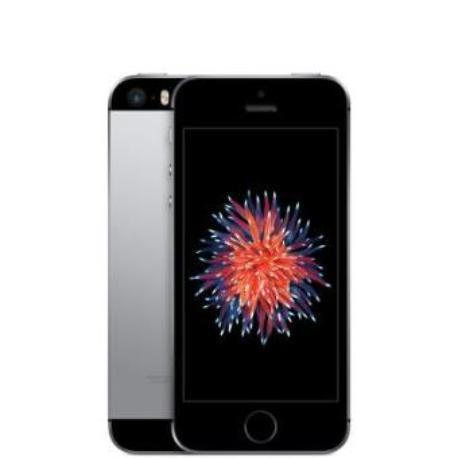 IPHONE SE 16GB NEGRO - USADO